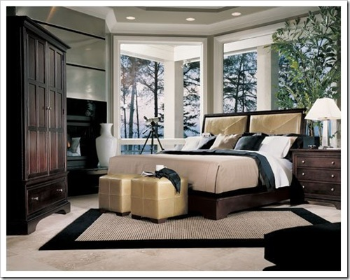 Bedroom Design In White And Red Interior Design Innovation